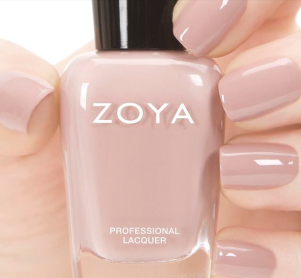 3. Rue by Zoya Nail Polish