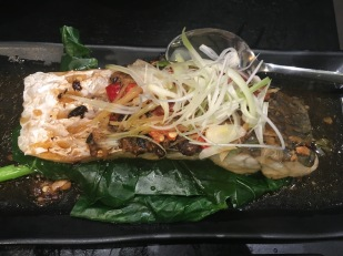 Steamed Barramundi ©sfree