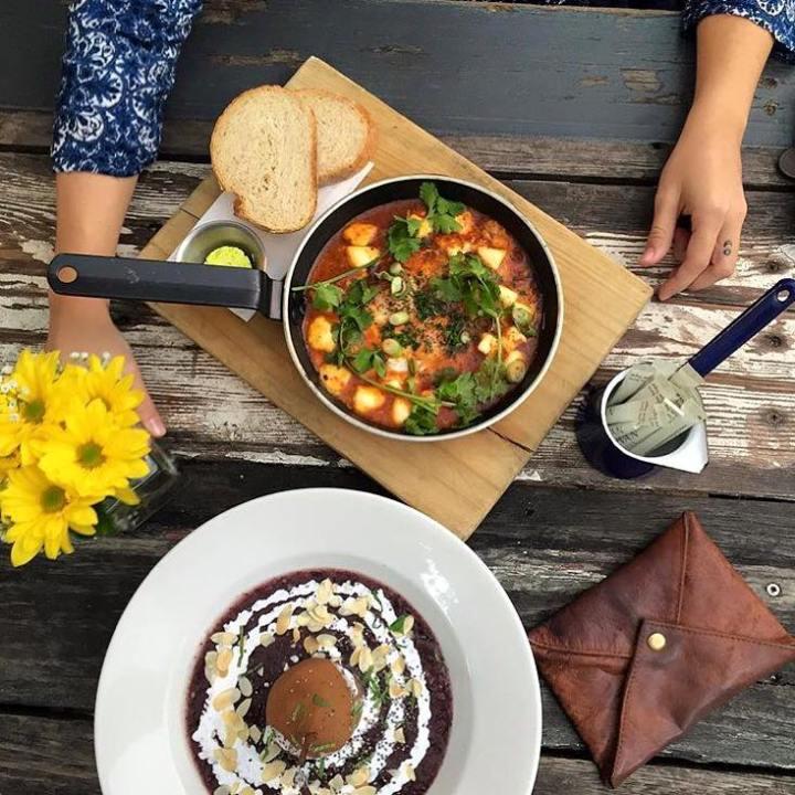 Eat & Review:Canvas