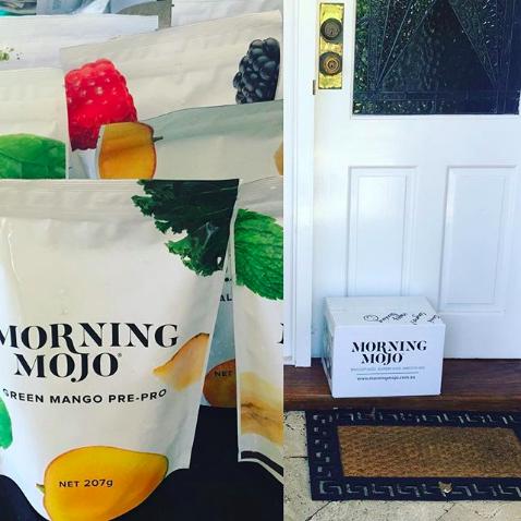 Morning Mojo: Get up andgo!